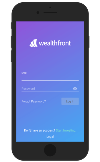 Wealthfront is an investing app and it is one of the highest paying apps