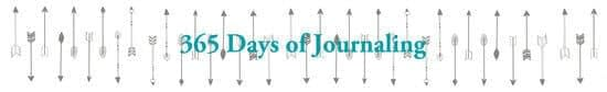 365 Days Of Journaling Bullet Journal