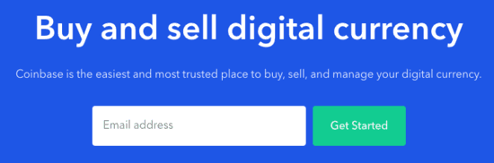 Get free Bitcoin on Coinbase