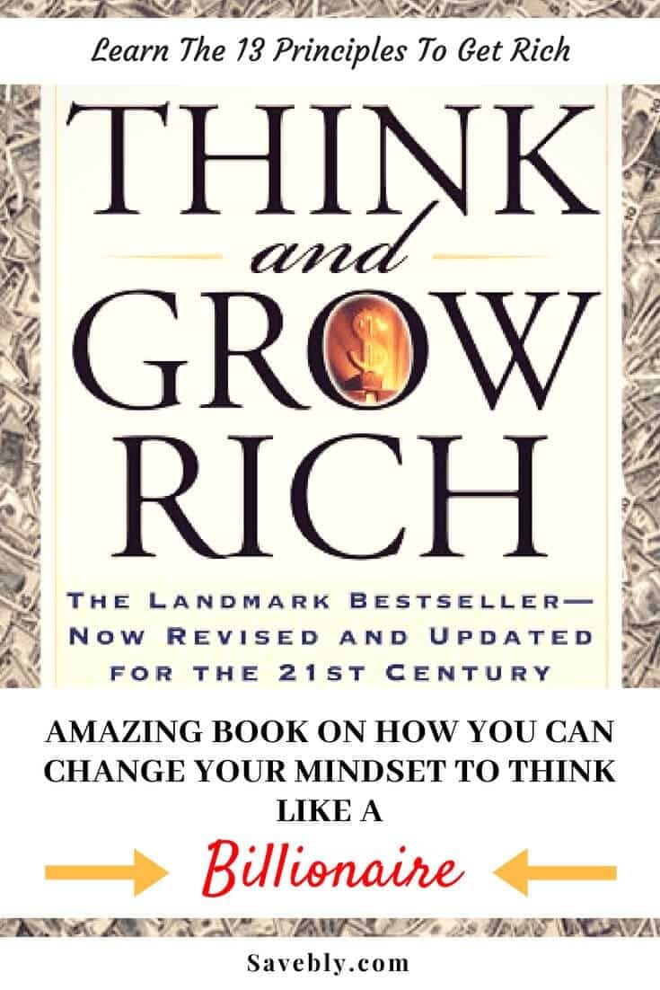 Think and Grow Rich is a classic book that never goes out of style! The principles in this book will hold true forever. This book will make you more successful, without a doubt.