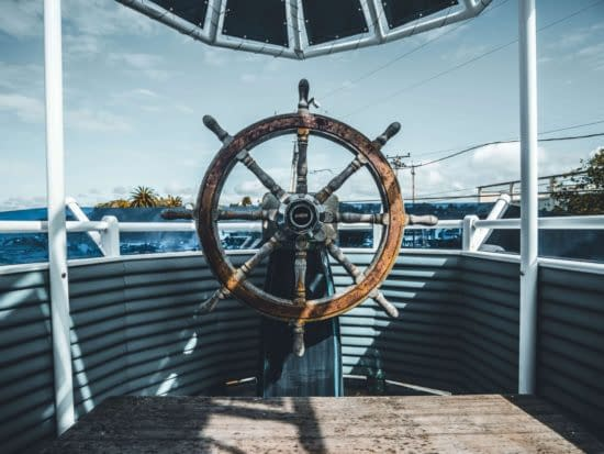 Being a Captain will pay you to travel