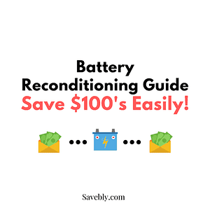 Battery Reconditioning Guide