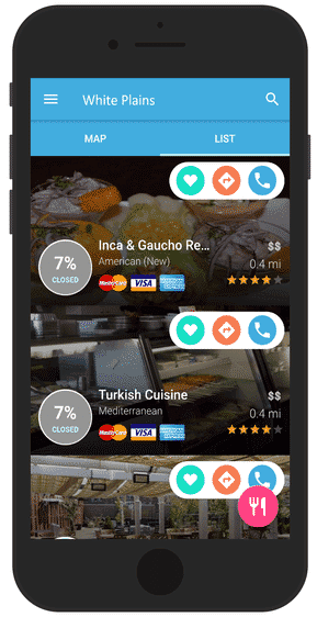 get paid to eat with Swagbucks cash-back for nearby restaurants