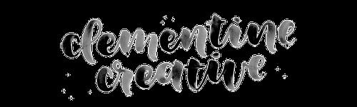 Clementine Creative Blog