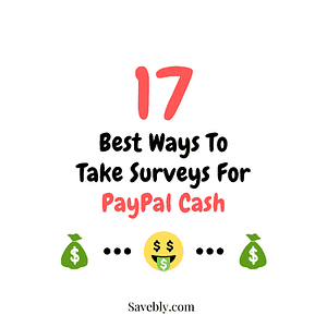 Surveys For PayPal Cash