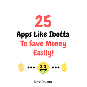 check out these apps like ibotta