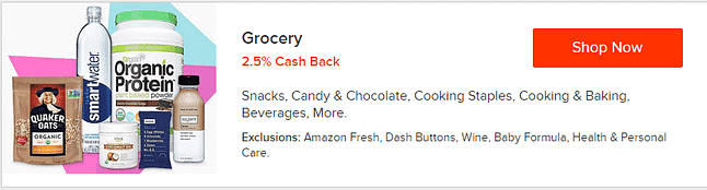 Rakuten stores to shop at to get cash back