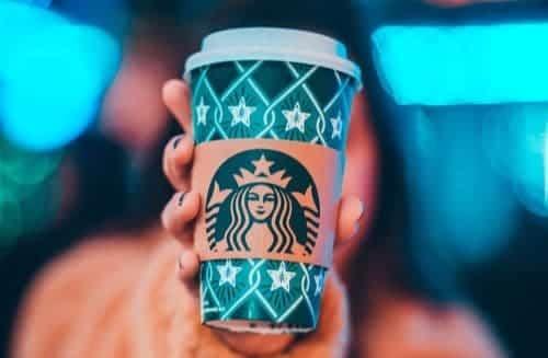 Get your free Starbucks birthday drink