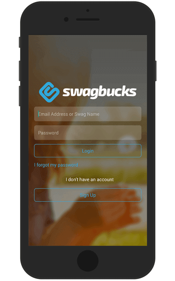 Make money with surveys on the Swagbucks app