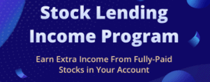 Webull Stock Lending Program