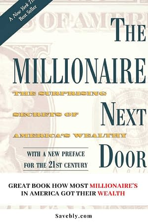 The Millionaire Next Door is an amazing book to read! Take a look at how the average millionaire in America got their wealth!