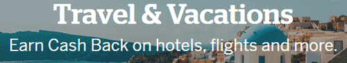 Get Cash Back On Vacations With Rakuten