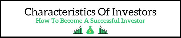 Characteristics of investors
