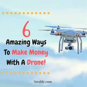 Check out this AMAZING post with money making ideas where you can make money fast with drones! Drones can lead to great business ideas?! Start a drone business now! Use your drone for photography and some photography ideas include a wedding photoshoot. Learn drone design to make fast drones to race drones and make over $100k! Drone business are great money making ideas for men but everyone can do this! Take your drone photography ideas to the sky and start a drone business to make money fast!