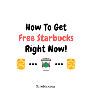 Learn how to get free starbucks right now!