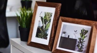 Making wood picture frames