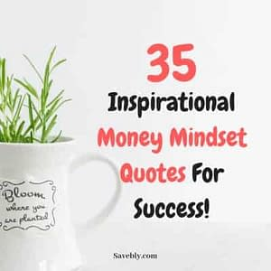 Amazing post on inspirational quotes for success. These motivational quotes on money will keep you motivated for financial freedom. Check out these awesome quotes on how to save money and make money! These money mindset quotes are great for everyone and everyone can use these inspirational quotes! #quotes #quote #inspiration #motivation