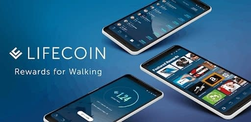 Use Lifecoins for rewards for walking