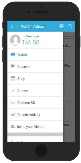 Swagbucks tasks on Swagbucks app