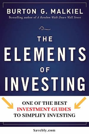 The Elements of Investing is a great book by a legend on Wall Street. This book will give you the knowledge to invest in the stock market with ease!