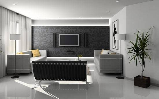 Try a minimal approach to your home design. Declutter your life and live on less.