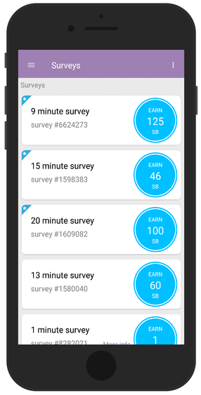 Swagbucks answer app for Swagbucks surveys