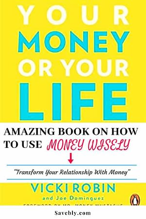 Your Money Or Your Life is so awesome! This book will change your relationship with money and teach you how to use money wisely so you can be financially free!