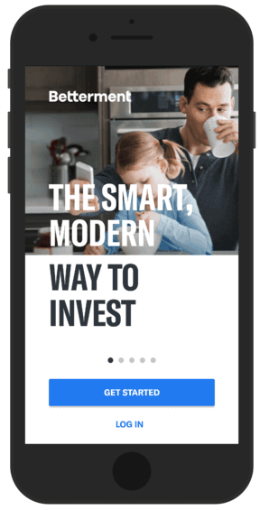Betterment is one of the top investing apps for beginners