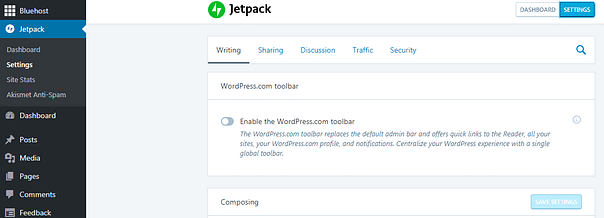 Setup Jetpack on your WordPress website or blog