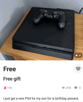 Free stuff to sell for PayPal money