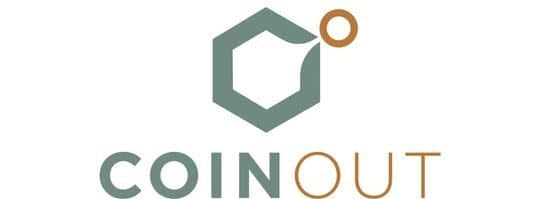 Earn cash back on CoinOut