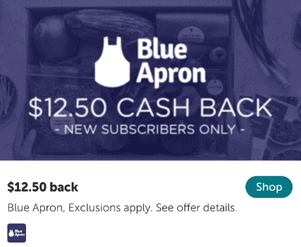 Cashback on Subscriptions