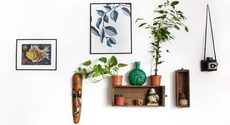 Create and sell home decor items