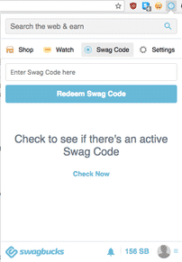 list of swag codes