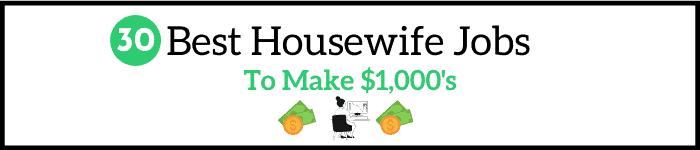 Housewife Jobs